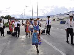西藏通用航空